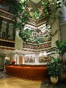 El Dorado Spa atrium photo courtesy of NCL