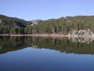 Horsethief Lake, Black Hills National Forest