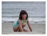 Kids love the sand